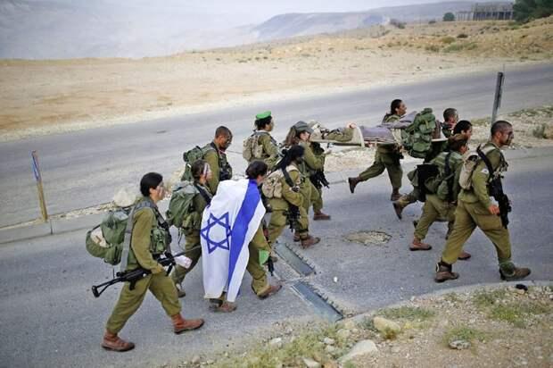 Вещи, которые запрещены солдатам ЦАХАЛа