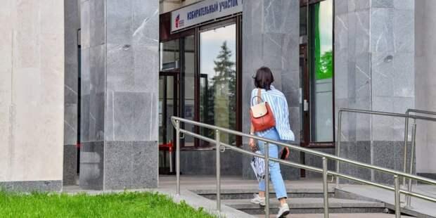 В Москве голосование на выборах в Госдуму идет в штатном режиме