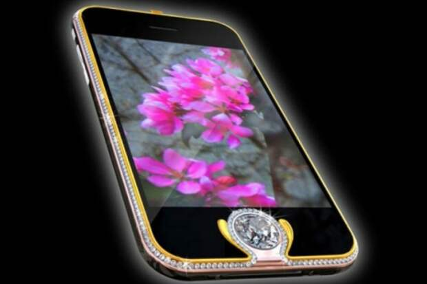 Топ-5 самых дорогих телефонов мира. А также их характеристики.