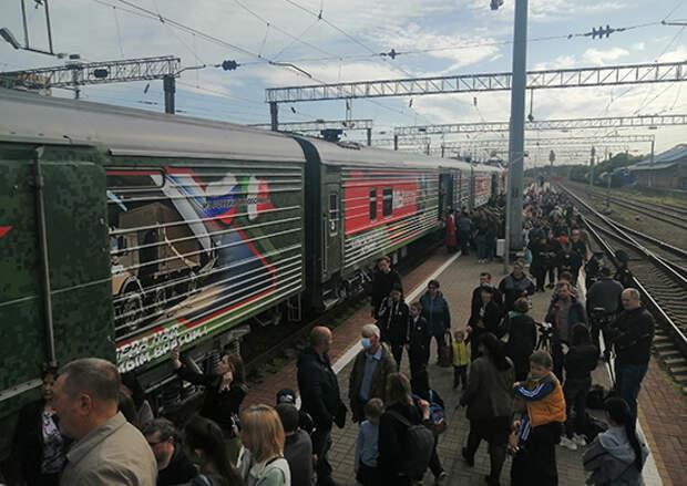 В Краснодаре состоялась акция «Мы - армия страны! Мы - армия народа!»