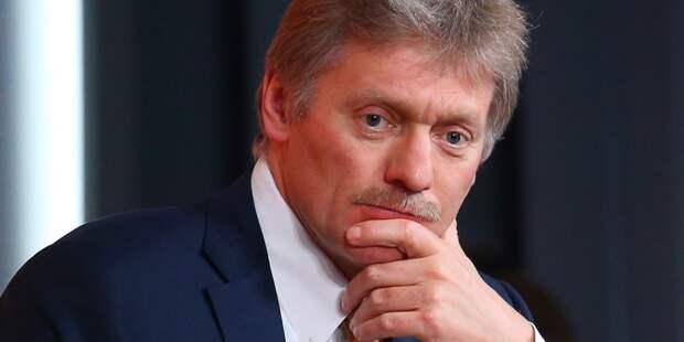Песков прокомментировал ситуацию с вакциной и Бразилией
