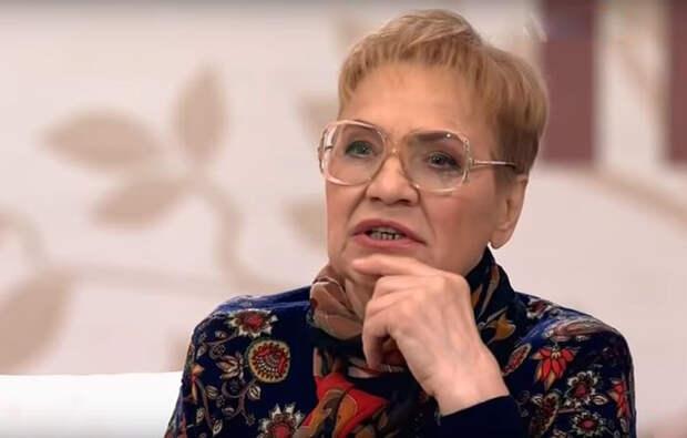 Почему актриса Нина Русланова не стала встречаться с родственниками, которых искала всю жизнь