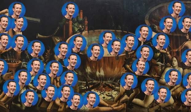 Фото дня: искусствоведы восстали против цензуры Цукерберга
