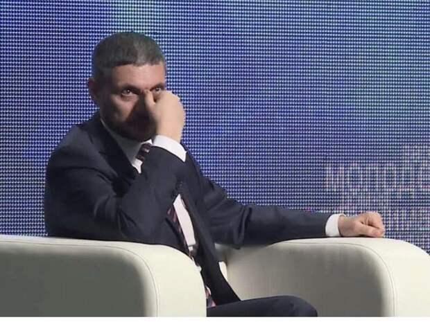 В преддверии итогов конкурса #губернаторОсипов покинул должность президента НКО