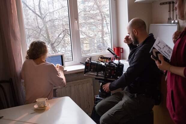 Стартовали съемки дебютного фильма Марии Афанасьевой «Прикосновение»