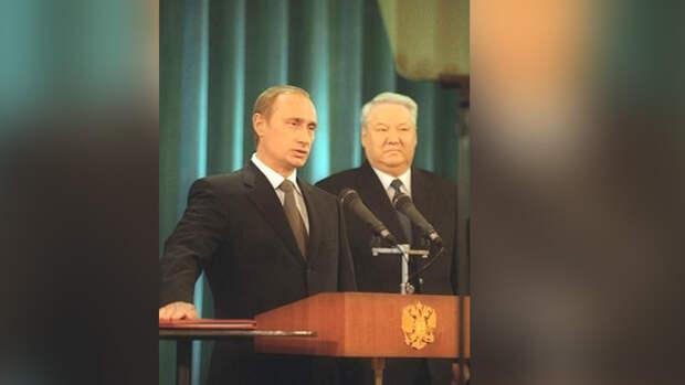 Путин впервые стал президентом России 21 год назад