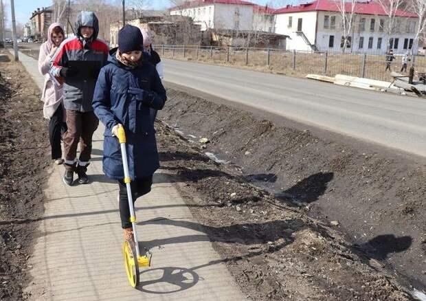 Разрушенные дорогу и тротуар до медцентра восстановят в Тайшете