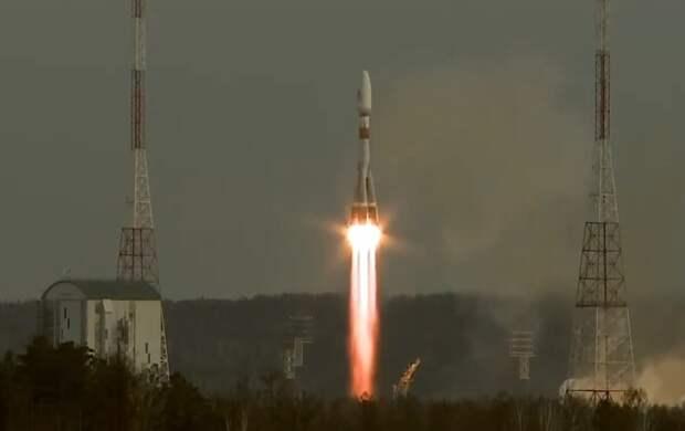 Ракета «Союз 2» с 36 спутниками OneWeb стартовала с космодрома Восточный