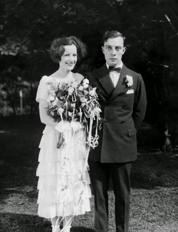 20 свадебных ретро-фотографий культовых звезд ХХ века