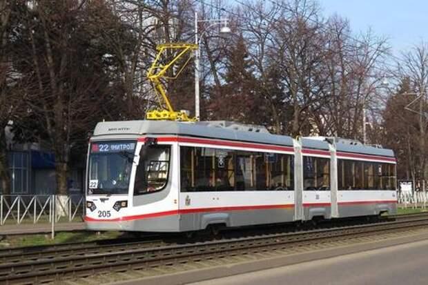 В Краснодаре снесут четыре ненужные трамвайные остановки