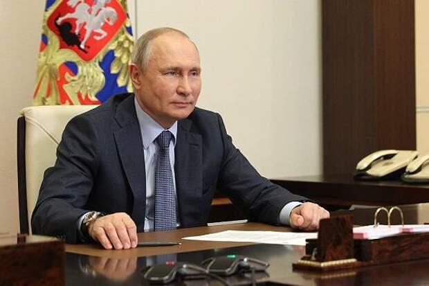 Путин прокомментировал форму сборной Украины на Евро