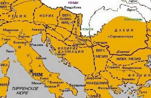 Буданова В. П. Готы в эпоху Великого переселения народов (5)