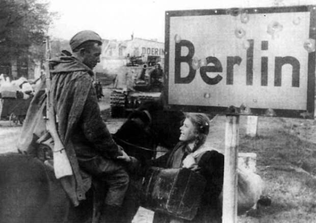 70 лет назад, 2 мая 1945 г. во время Второй мировой войны ...