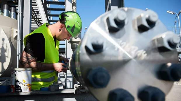Наполовину пуст: в Европе разразился газовый кризис