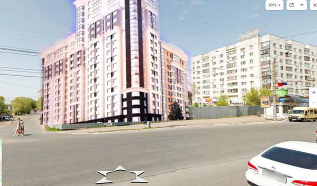 Оренбуржцы шокированы планами построить 18-этажку близ Театра Музкомедии