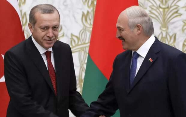 Политолог: Эрдоган подсказал Лукашенко хитрый план мести Евросоюзу