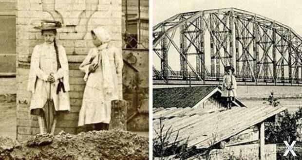Мистические фото из прошлого, которым трудно найти объяснение