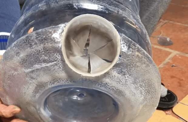 Эффективная мышеловка из подручного материала