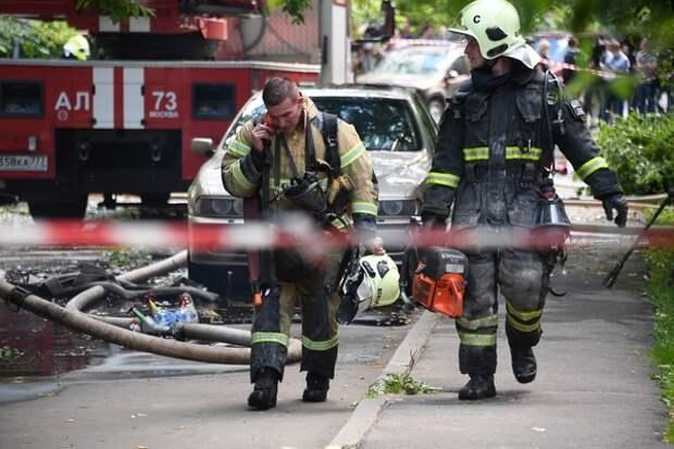 """В МВД Осетии оценили вероятность теракта на месте взрыва супермаркета """"Магнит"""""""
