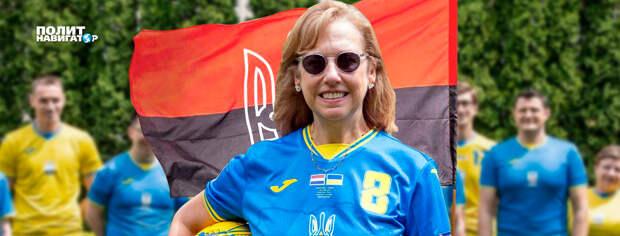 Как Украинская ассоциация футбола у американцев отсосала