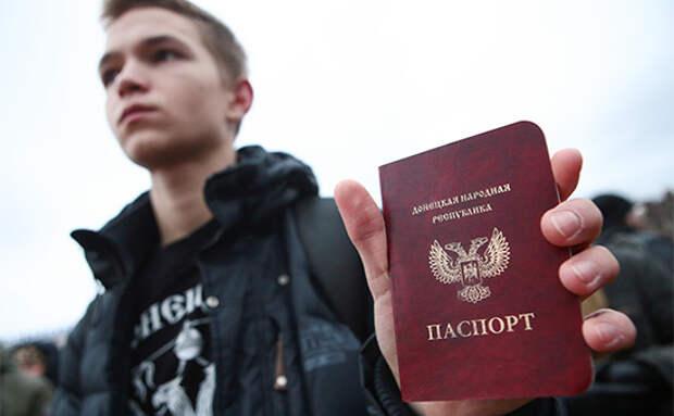 С 2016-го года выдано более 655 000 паспортов ДНР