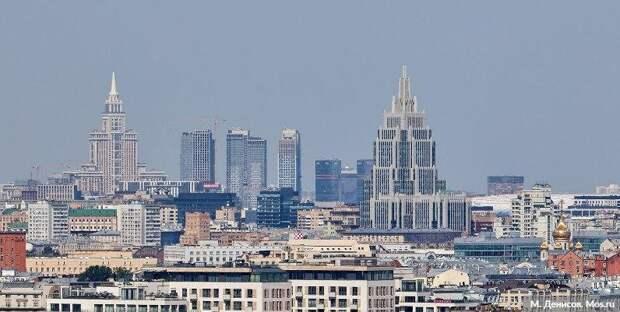 Собянин рассказал о борьбе с коронавирусом в Москве. Фото: М. Денисов mos.ru