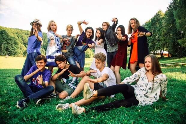 Необычные летние подростковые лагеря в Подмосковье - отзыв+анонс