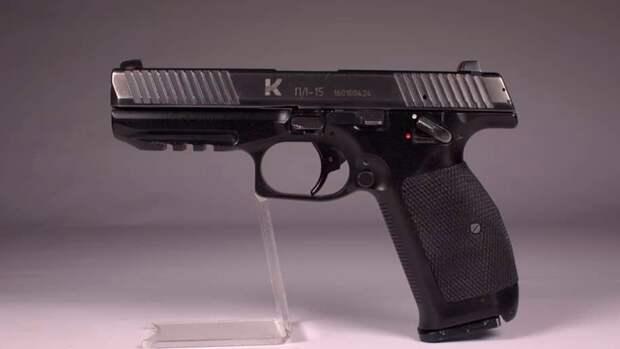 Сотрудники МВД получат новые пистолеты Лебедева на замену устаревшим ПМ