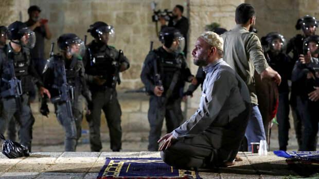 Россия, США, Евросоюз и ООН озабочены актами насилия в Восточном Иерусалиме