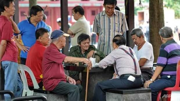 PS: в Китае назревает большой демографический кризис