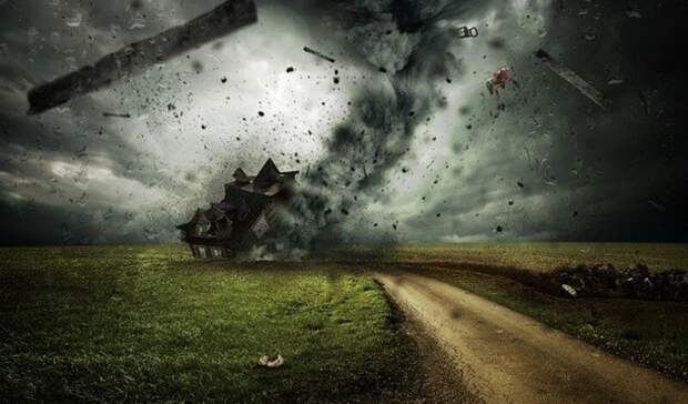 Ветер с порывами до 14 метров в секунду поднимется ночью в Ростовской области