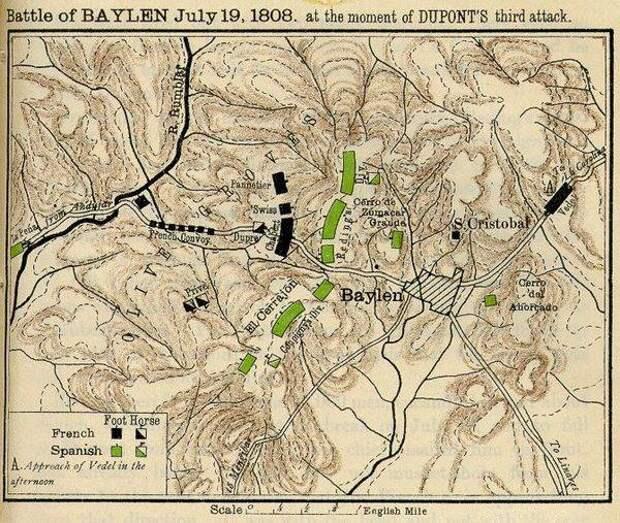 12 неудач Наполеона Бонапарта. Там, за Пиренеями. Байлен и Синтра