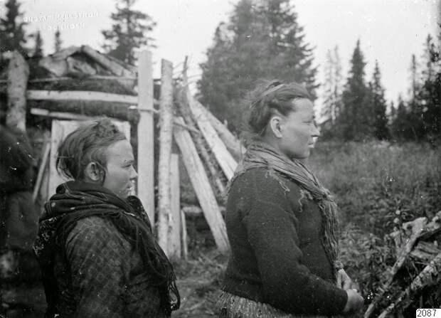Как жила российская глубинка 100 лет назад.