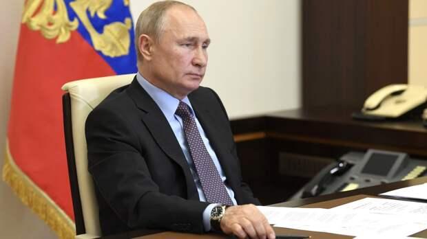 Путин обсудит с Правительством России реализацию послания Федеральному собранию