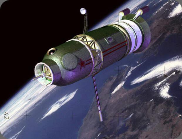 Космический инспектор: военные варианты корабля «Союз»