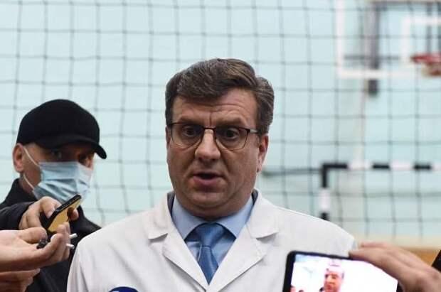 Для поисков главы омского минздрава Мураховского задействуют беспилотник