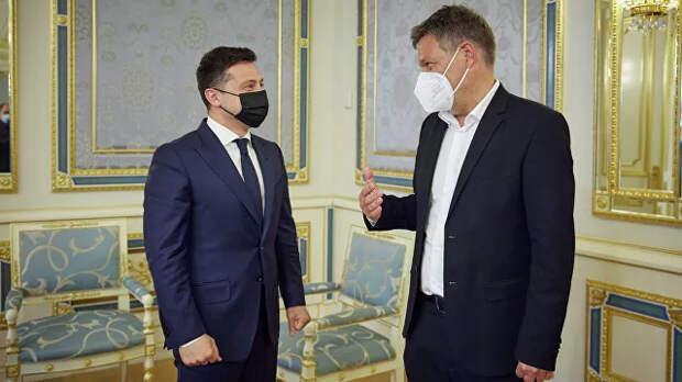 Украина обвинила Германию в предательстве: ее сдали Кремлю