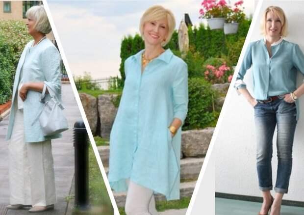 5 цветов в одежде, которые стоит добавить в гардероб этой весной женщинам за 45, чтобы выглядеть моложе, но не молодиться