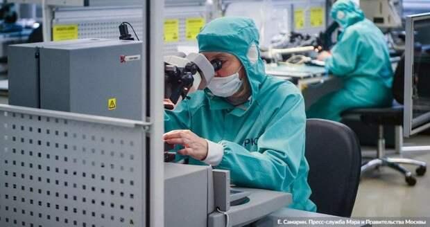 Сергунина: В технопарках Москвы работает более двух тысяч компаний / Фото: Е.Самарин, mos.ru