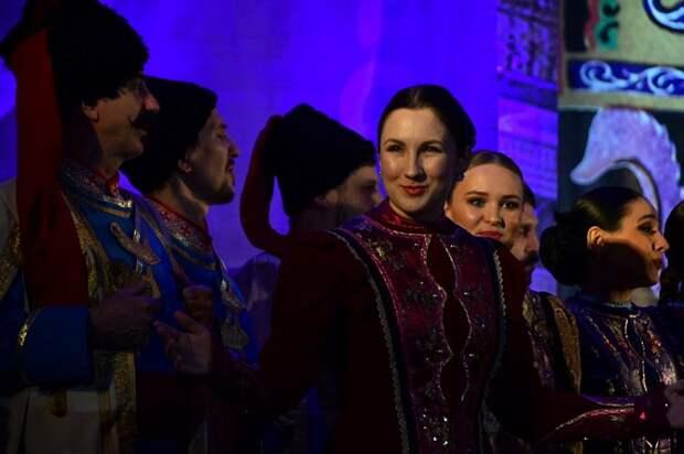 Кубанский казачий хор станцует для краснодарцев