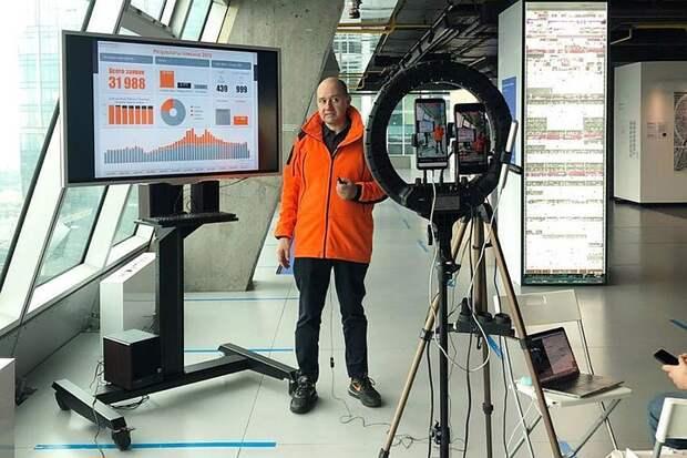 Координатор «ЛизаАлерт» Олег Леонов провел для блогеров семинар о поиске людей