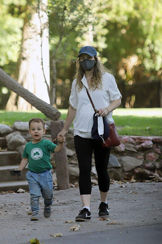 СМИ: Рэйчел МакАдамс станет мамой во второй раз