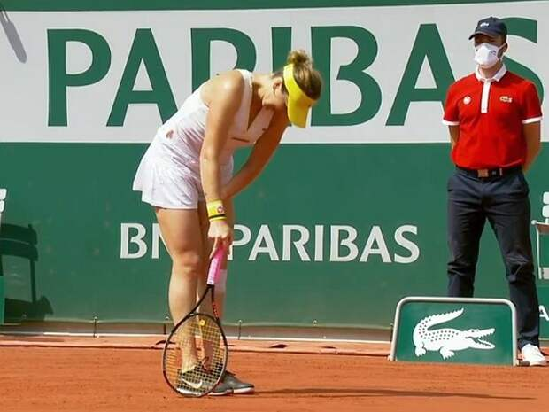 Россиянка Анастасия Павлюченкова не смогла победить в финале на Ролан Гаррос