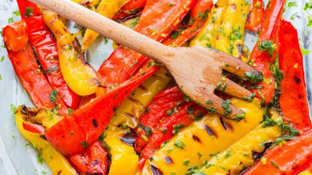 Рецепты Маргариты Симоньян: Жареный перец с соусом