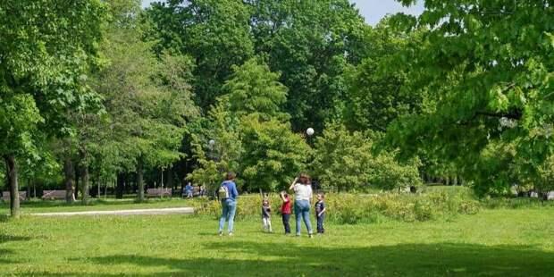 Горожане смогут принять участие в новом фотопроекте «Мы — про парки»