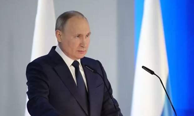 """""""Его провоцируют"""". Французы сочли послание Путина ультиматумом для Запада"""