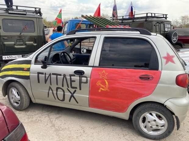Очень странные и нелепые ситуации с просторов России