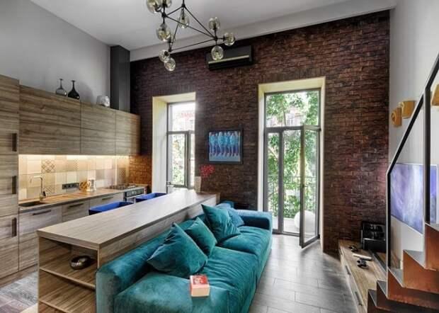 Диван на кухню: нюансы выбора мебели для комнат разных площадей и стилей (62 фото)