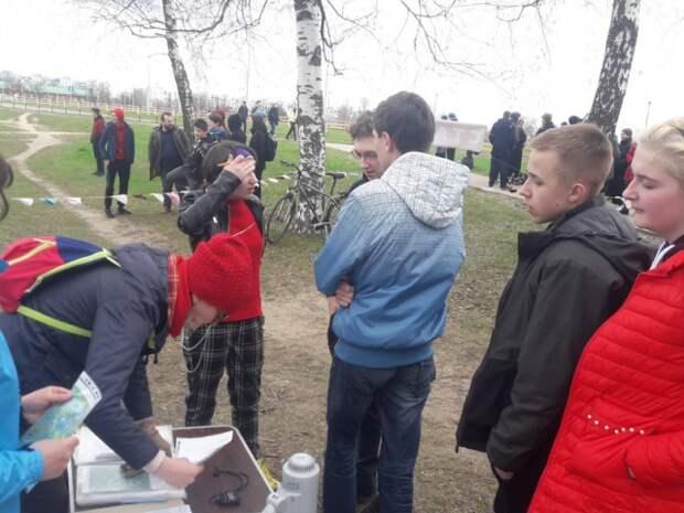 28 апреля 2021 год на территории историко-культурного комплекса ´Бобруйская крепость´ прошёл городской конкурс по краеведческ...