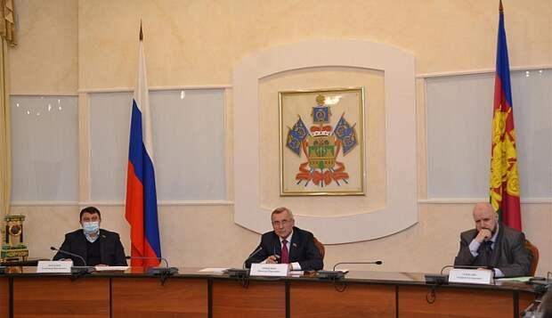 Общественно значимое партнерство обсудили в ЗСК